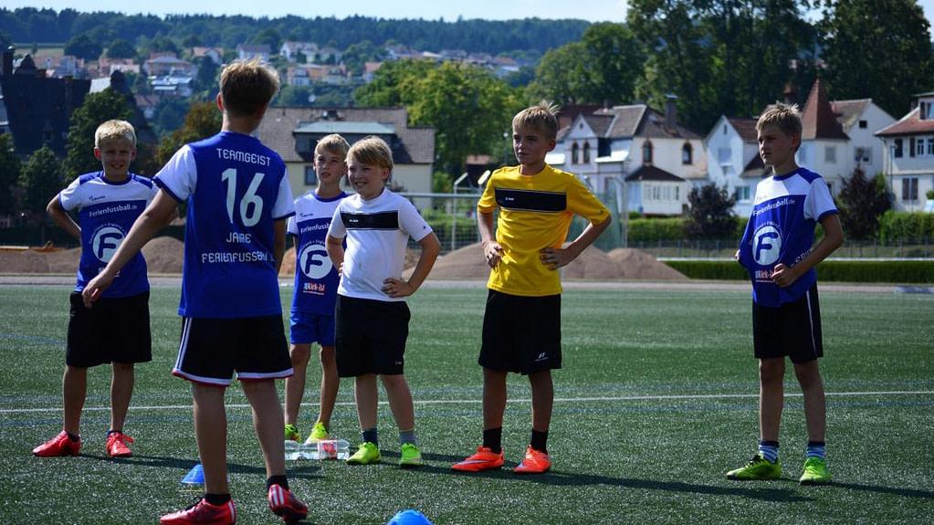 Junior Fussballcamp Radevormwald